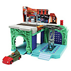 more details on TMNT T Machines Garage and Lair Playset.