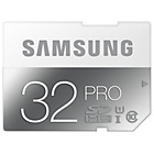more details on Samsung 32GB Pro Plus SD Flash Card