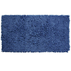 more details on Tufted Twist Bath Mat - Mediterranean Blue.