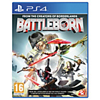 more details on Battleborn PS4 Pre-order Game.