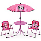 more details on Disney Minnie Mouse Patio Set.