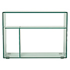 more details on Habitat Gem Clear Glass Side Table.