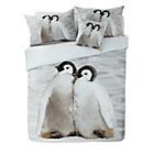 more details on Penguin Bedding Set - Double