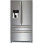 more details on Haier HB22FWRSSAA Fridge Freezer - Stainless Steel.