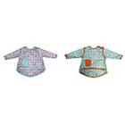 more details on Pop In Lion and Hippo 2 Pack of Bibs - Stage 3.