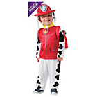 more details on Paw Patrol Mashall Fancy Dress Costume - 3-4 Years.