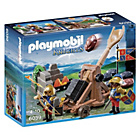 more details on Playmobil Royal Lion Knights' Catapult.