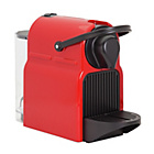 more details on Nespresso Inissia Coffee Machine by Krups - Red.