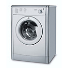 more details on Indesit IDV75S Tumble Dryer - Silver/Ins/Del/Rec.