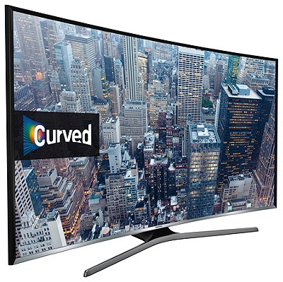 Samsung UE55J6300 55 Inch FullHD FreeviewHD Smart Curved TV