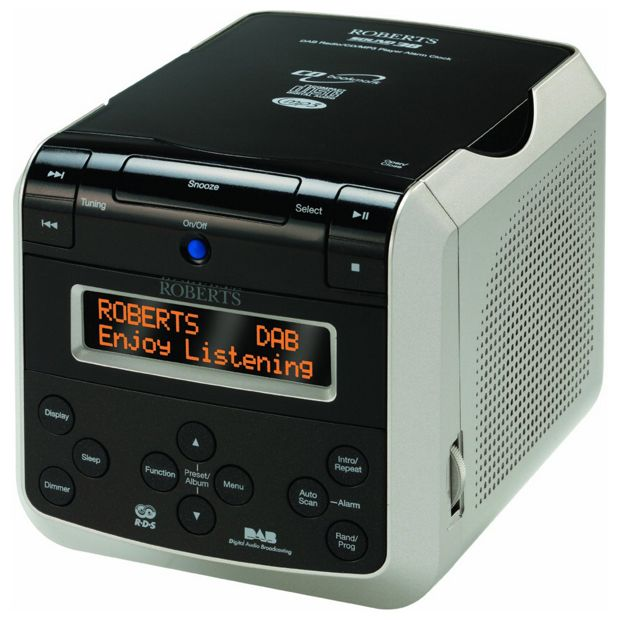 buy roberts sound38 dab radio and cd player at. Black Bedroom Furniture Sets. Home Design Ideas