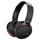 more details on Sony MDR-XB9950BT Extra Bass Bluetooth Headphones - Black.