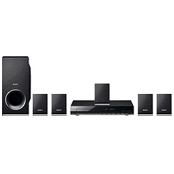 Sony DAV-TZ140 300W 5.1-Channel DVD Home Theater System - Black