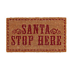 more details on Christmas Doormat.