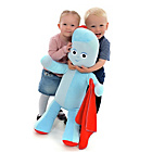 more details on In The Night Garden Jumbo Huggable Igglepiggle 30 inch.