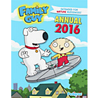 more details on Family Guy 2016 Annual.