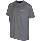 more details on Stanley Utah Mens' Grey T-Shirt - Extra Extra Large.