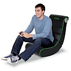 more details on X-Rocker Curve Gaming Chair - Green.