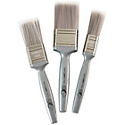 more details on Harris Easyclean Paint Brushes - Set of 3.