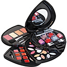 more details on Pretty Pink Make-up Set in Heart Shaped Cosmetic Box.