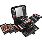 more details on Pretty Pink Deluxe Make-up Set and Cosmetics Case.