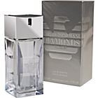 more details on Giorgio Armani Diamonds for Men-50ml Eau de Toilette.