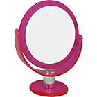 more details on Pretty Pink Standing 2 Sided Mirror.
