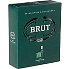 more details on Brut for Men Set - 100ml Aftershave and 150ml Deodorant.
