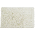 more details on Tufted Twist Bath Mat - White.