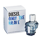 more details on Diesel Only the Brave for Men - 35ml Eau de Toilette.