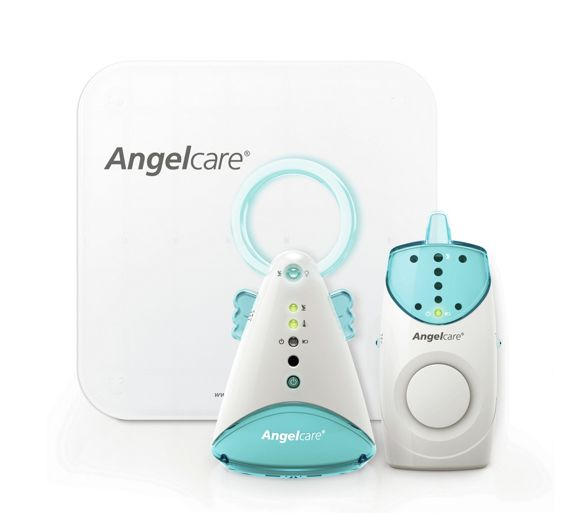 buy angelcare simplicity ac601 movement and sound baby monitor at your online shop. Black Bedroom Furniture Sets. Home Design Ideas