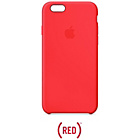 more details on iPhone 6 Silicone Case - Red.
