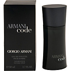 more details on Armani Code for Men - 50ml Eau de Toilette.