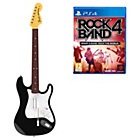 more details on Rock Band 4 with Guitar PS4 Pre-order Game.