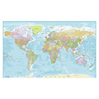 more details on 1Wall World Map Wall Mural.
