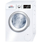 more details on Bosch WAT24460GB 8KG 1200 Spin Washing Machine - Silver.