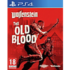 more details on Wolfenstein: The Old Blood PS4 Game.