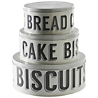 more details on Mason Cash Baker Lane Cake Tins - Set of 3.