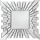 more details on Premier Housewares Glitzy Square Wall Mirror.