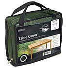more details on Gardman Rectangular 8 Seater Table Cover - Greens.
