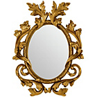 more details on Premier Housewares Antique Gold Wall Mirror.