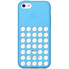 more details on iPhone 5c Case - Blue.