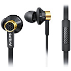 more details on Philips TX2 In-Ear Headphones - Black/Gold.