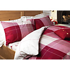 more details on Heart of House Rufus Bedding Set & Fitted Sheet - Super King