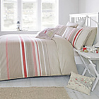 more details on Dreams N Drapes Falmouth Terracotta Duvet Cover - Kingsize.