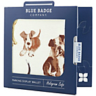 more details on Blue Badge Company Woof Display Wallet.