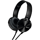 more details on Sony MDR-XB450AP Over-Ear Headphones - Black.