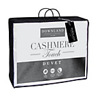 more details on Downland Cashmere Microfibre 10.5 Tog Duvet - Double.