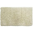 more details on Tufted Twist Bath Mat - Cream.