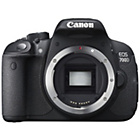 more details on Canon EOS 700D Digital SLR Camera Body Only - Black